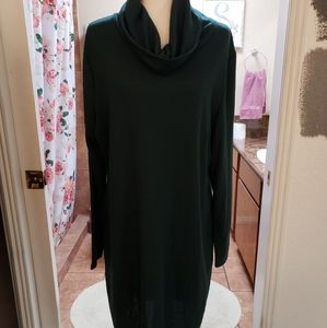 Old Navy crowl neck sweater dress